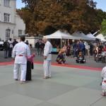 Invitation à venir sur le tatami